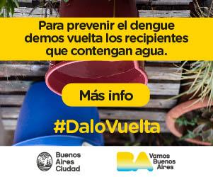 Vecinales Junio Dengue