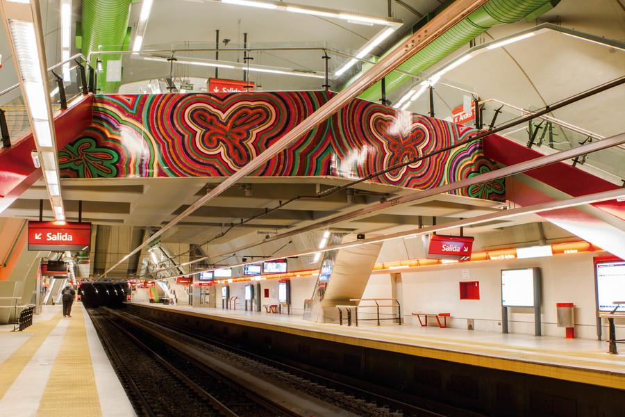 Línea B de subtes: el 17 de agosto reabren las estaciones Echeverría y Tronador
