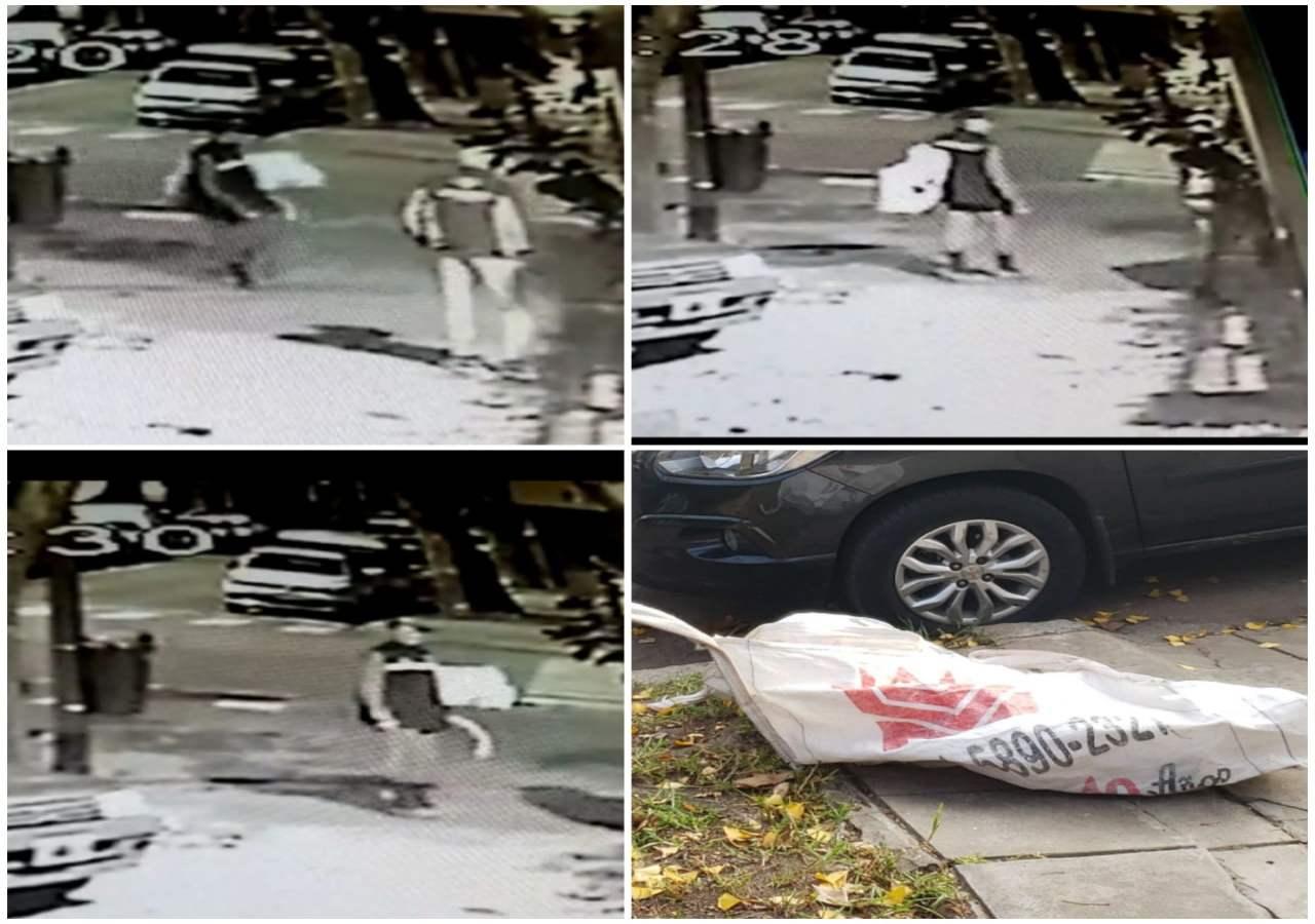 Video: saltaron una reja y robaron una bicicleta en la zona de Villa Cerini