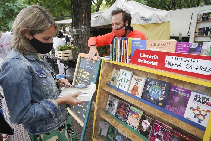 El domingo vuelve el Libro Móvil al Parque Saavedra